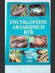 Encyklopedie akvarijních ryb - náhled
