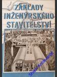 Základy inženýrského stavitelství - svazek ii - kolektiv autorů za vedení ing.c.j.růžičky - náhled
