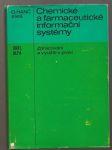 Chemické a farmaceutické informační systémy - náhled