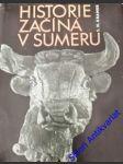 Historie začíná v sumeru - kramer s.n. - náhled