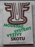 Moderní systémy výživy skotu - náhled