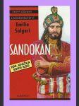 Sandokan KOD - Salgari - náhled