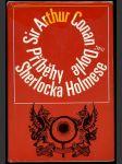 Příběhy Sherlocka Holmese - náhled