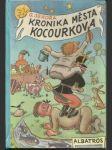 Kronika města Kocourkova - náhled