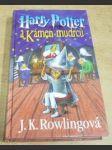 Harry Potter a Kámen mudrců - náhled