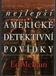 Nejlepší americké detektivní povídky 1 (A) - náhled