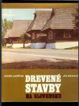 Drevené stavby na Slovensku - náhled