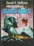 Donald a. wollheim představuje nejlepší povídky sci-fi 1987 - náhled