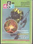 Abc mladých techniků a přírodovědců 16. Ročník 21, Dobrý stav. Vydáno 1977 - náhled