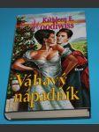 Váhavý nápadník - Woodiwiss - náhled