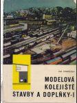 Modelová kolejiště - stavby a doplňky I. - náhled
