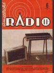 Amatérské radio / roč. XXII. / 1973 č. 6 - náhled
