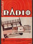 Amatérské radio / roč. XVIII. / 1969 č. 11 - náhled