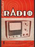 Amatérské radio / roč. XVIII. / 1969 č. 6 - náhled