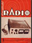 Amatérské radio / roč. XVIII. / 1969 č. 5 - náhled