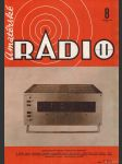 Amatérské radio / roč. XXII. / 1973 č. 8 - náhled