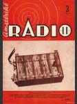 Amatérské radio / roč. XX. / 1971 č. 3 - náhled