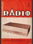 Amatérské radio / roč. XX. / 1971 č. 2 - náhled