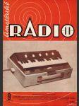 Amatérské radio / roč. XVIII. / 1969 č. 9 - náhled