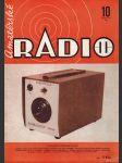 Amatérské radio / roč. XXI. / 1972 č. 10 - náhled