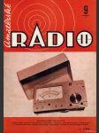 Amatérské radio / roč. XX. / 1971 č. 9 - náhled