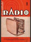 Amatérské radio / roč. XX. / 1971 č. 8 - náhled
