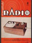 Amatérské radio / roč. XXII. / 1973 č. 4 - náhled
