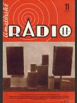Amatérské radio / roč. XXII. / 1973 č. 11 - náhled