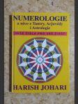 Numerologie a něco z Tantry, Arjuvédy i Astrologie - vaše čísla pro váš život - náhled