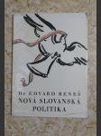 Nová slovanská politika - náhled