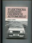 Elektrická zařízení osobních automobilů - náhled