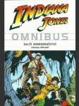 Indiana Jones Omnibus: Další dobrodružství - kniha první (A) - náhled