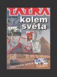 Tatra kolem světa, cestovní deník - náhled