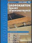 Sádrokarton - Stavby a rekonstrukce - náhled