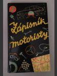 Zápisník motoristy - náhled