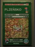 Plzeňsko. Turistická mapa 1:50 000 - náhled