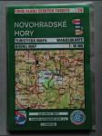 Novohradské hory. Turistická mapa 1:50 000 - náhled