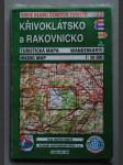 Křivoklátsko a Rakovnicko. Turistická mapa 1:50 000 - náhled