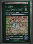 Hřebeny a Slapská přehrada. Turistická mapa 1:50 000 - náhled