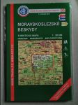 Moravskoslezské Beskydy. Turistická mapa 1:50 000 - náhled