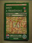 Brdy a Třemšínsko. Turistická mapa 1:50 000 - náhled