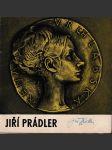 Jiří Prádler - 12 mezinárodní výstava medailí FIDEM, Praha, říjen 1969, PODPIS Jiří Prádler - náhled