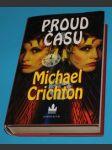 Proud času - Crichton - náhled