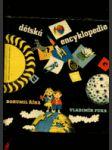 Dětská encyklopedie - náhled