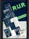 R. U. R. Rossum´s Universal Robots - náhled