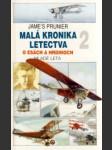 Malá kronika letectva 2. - náhled