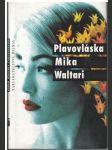 Plavovláska - Mika Waltari - náhled