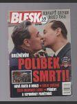 Blesk - Brežněvův polibek smrti - časopis - náhled