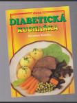 Diabetická kuchařka - náhled