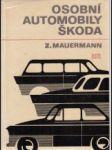 Osobní automobily ŠKODA typů 440, 450, Octavia…. - náhled